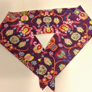Day of the Dead Scarf